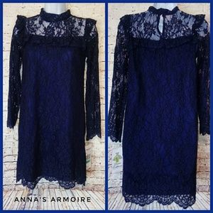 NWT Rare Editions Lace Dress Size 16